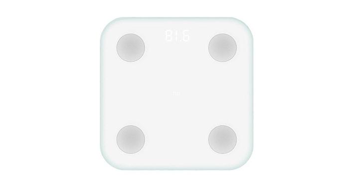 ¡Lleva un control con la Báscula Xiaomi y libérate de los kilos de más!