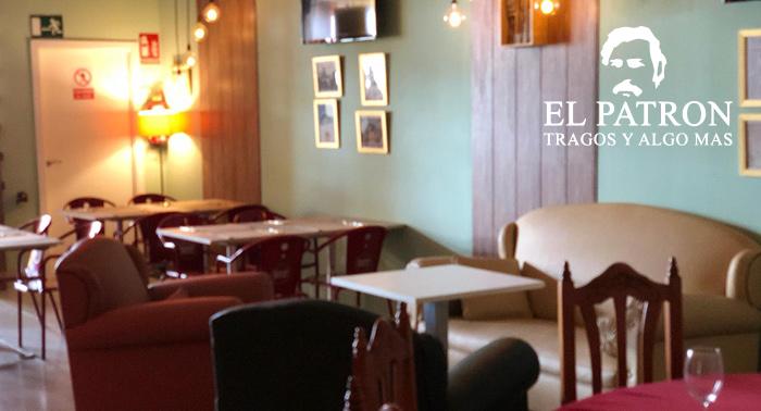 Menú para 2 personas: Nachos + Costillar + 4 Bebidas en El Patrón de la Plaza del Mar