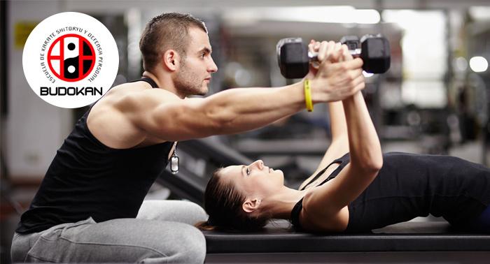 ¡Ponte en forma con 1, 3 o 6 Meses de Gimnasio + Sesiones Entrenamiento + Dieta personalizada!
