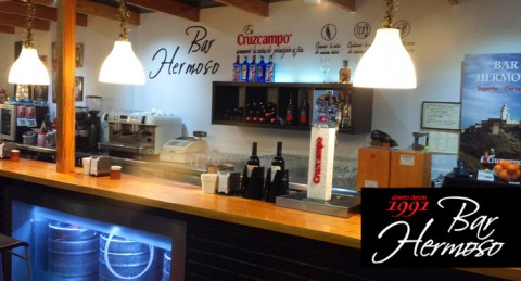 Tapeo de gran tradición en Bar Hermoso: 6 Tapas + 6 Cervezas o Mostos. ¡Que aproveche!