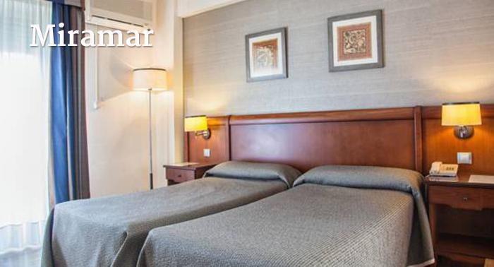Escapada a Lanjarón para 2: Alojamiento + Desayuno + Detalle de Bienvenida en el Hotel Miramar