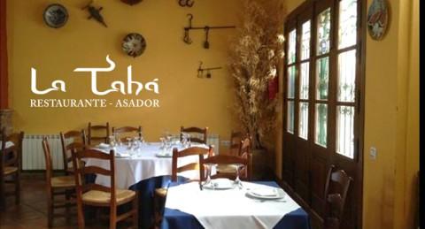 Visita La Alpujarra: Migas alpujarreñas o vegetarianas + Plato alpujarreño + 2 Bebidas
