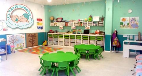 ¡Diversión para tus peques! 1 Mes de Escuela Infantil o Ludoteca en E.I. Villa Pequesueños