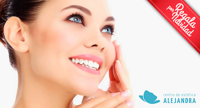 Mima y cuida la piel de tu rostro con una Limpieza Facial con Punta de Diamante
