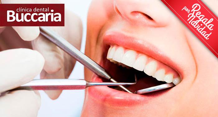 Salud Bucal: Revisión + Radiografía Panorámica + Limpieza Dental + Pulido Manchas
