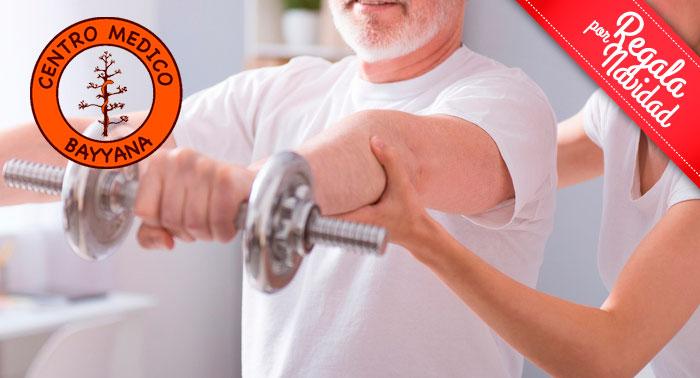 ¡Olvídate del dolor con 3 o 5 Sesiones de Fisioterapia + Osteopatía en Centro Médico Bayyana!