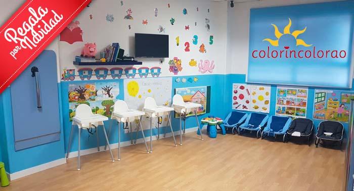 ¡Imaginación, aprendizaje y diversión para los peques en la Ludoteca del C.E.I. Colorincolorao!