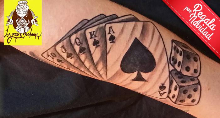 ¡Elige tu tatuaje y convierte tu cuerpo en una obra de arte en La Gran Madame Tattoo Studio!