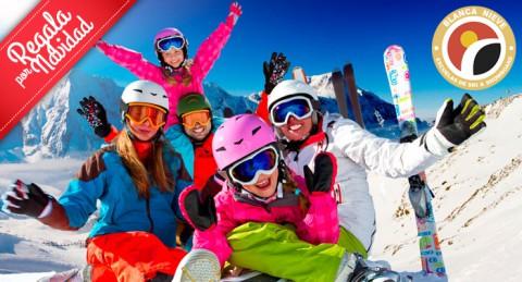 ¡Disfruta en familia de la nieve de Sierra Nevada con el alquiler de Equipo de Esquí o Snow!