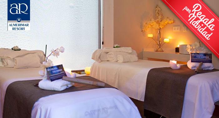 ¡Regala una experiencia 5 Estrellas! Circuito Spa con opción a Masaje con Aromaterapia