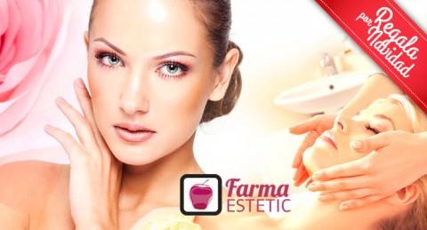 Mima tu rostro con el Tratamiento de Limpieza Facial con Punta de Diamante de Farma Estetic