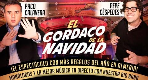 El espectáculo con más regalos del año: 'El Gordaco de la Navidad' en Teatro Cervantes