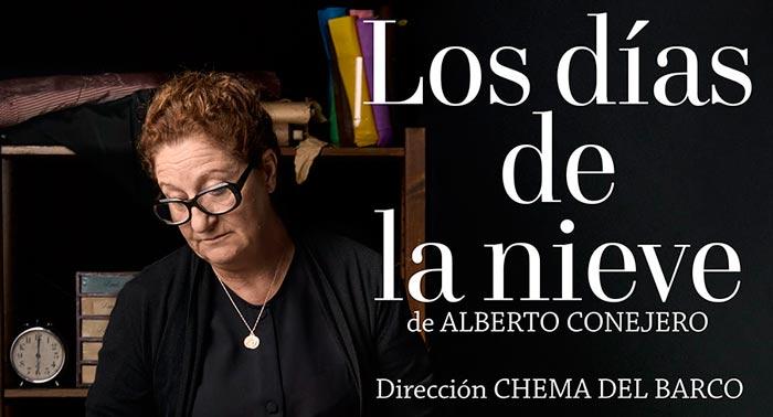Obra de teatro: 'Los Días de la Nieve' protagonizada por Rosario Pardo en Teatro Cervantes