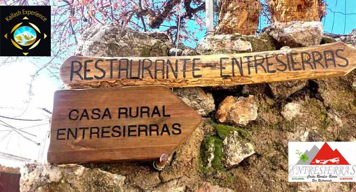 Escapada a Casa Rural a la Alpujarra para 2 personas + Desayuno Continental + Masaje 90 minutos