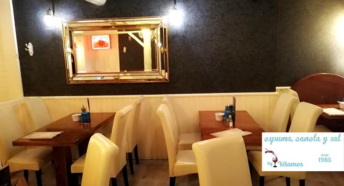 Menú Gourmet para 2: Entrante + Principal + Postre + Bebidas en Espuma, Canela y Sal by Yelamos