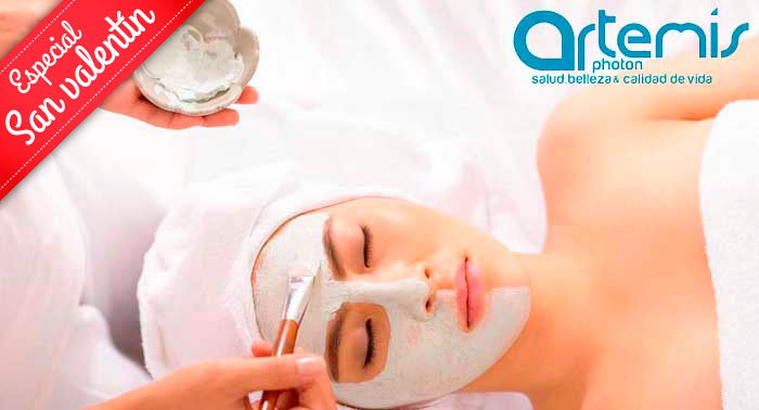 Dale belleza a tu rostro: Limpieza Facial + Tratamiento con Mascarilla Casmara