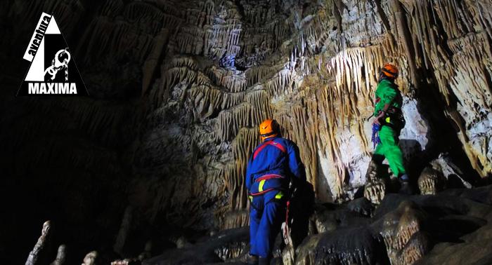 ¡Descubre las cuevas de Almería! Espeleología en Karst de Yesos de Sorbas