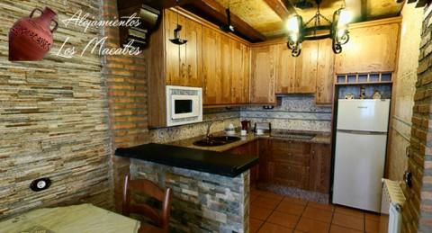 Regala una escapada a La Alpujarra: 2 Noches de Alojamiento Rural con chimenea, barbacoa...