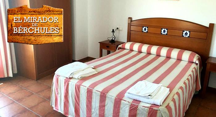 Alojamiento para 2 personas en la Alpujarra con Desayuno + Visita a Ganadería con opción a MP