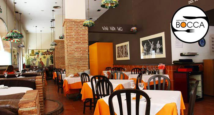 Regala Menú Italiano para 2 personas: 2 Entrantes + 2 Principales + Postre + Botella Lambrusco