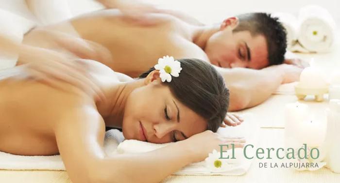 ¡Regalazo relajante para 2! Circuito Spa + Té con opción a Menú o masaje de 30 minutos