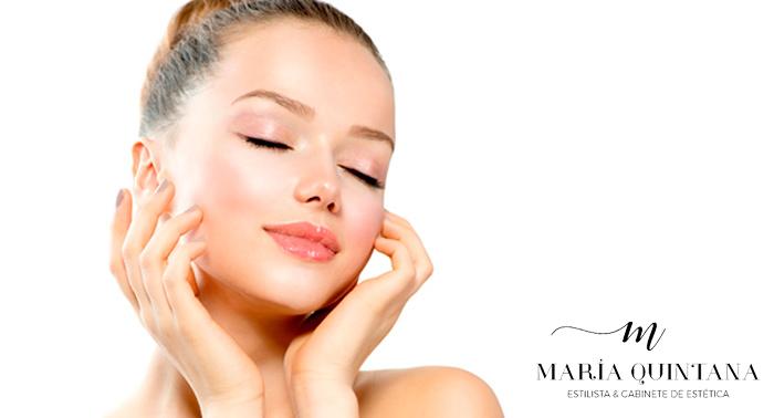 Da vida a tu rostro con un tratamiento de Peeling con Casmara + Hidratación + Masaje Facial