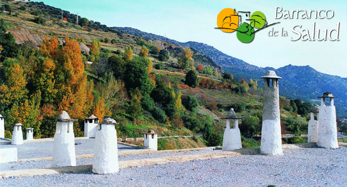 Escapada Rural y Romántica a La Alpujarra: Alojamiento + Sesión Sauna y Jacuzzi