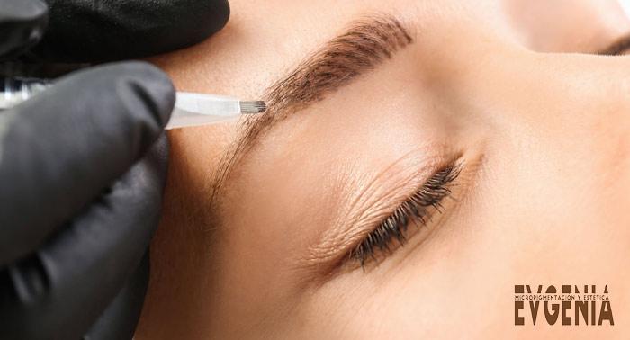 Impacta con tu mirada y olvídate del maquillaje: 1 Sesión de Micropigmentación o Microblading