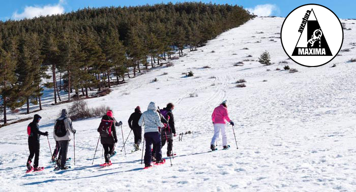 Ruta de Senderismo con Raquetas de Nieve en el Puerto de la Ragua. ¡Disfruta al máximo!