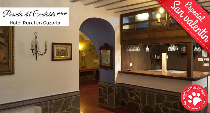 Disfruta una Noche Especial de Enamorados en el Hotel Rural Posada del Cordobés en Cazorla