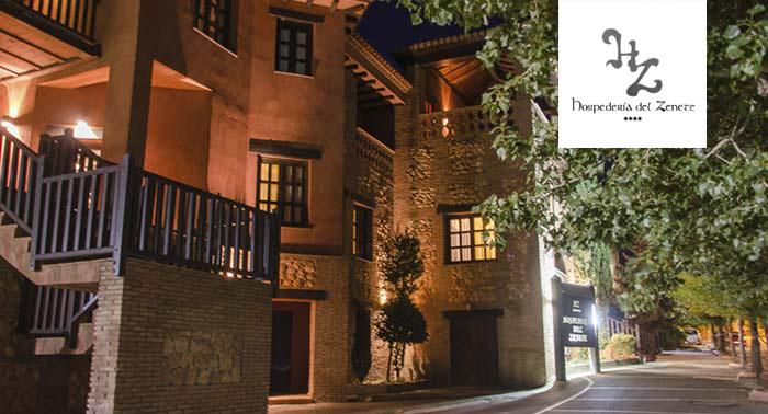 Escapada con encanto a La Calahora: Alojamiento + Desayuno Buffet + Jacuzzi Privado