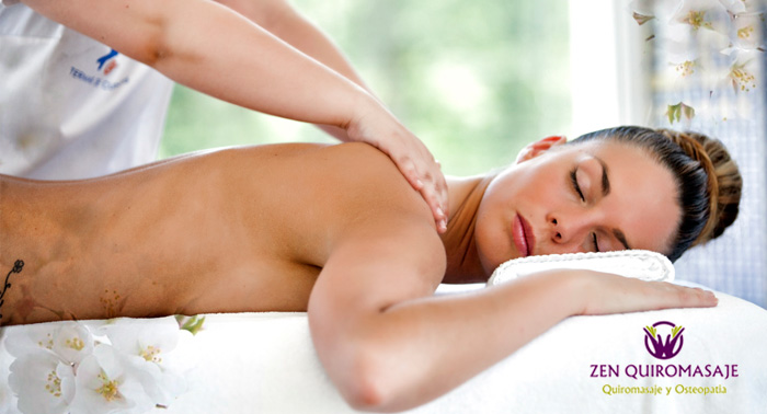 ¡Relájate sin moverte de casa con un Masaje Terapéutico o Relajante de 1h a domicilio!