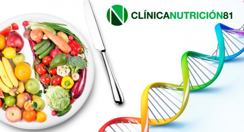 Test genético Adn Nutricional + Intolerancias alimentarias o Test por análisis de sangre.