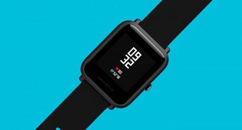 Smartwatch Xiaomi Amazfit Bip: ¡Reloj inteligente, perfecto regalo para hacer deporte!