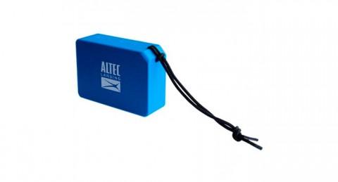 Lleva la música allá dónde vayas con el altavoz portátil Altec Lansing One Bluetooth