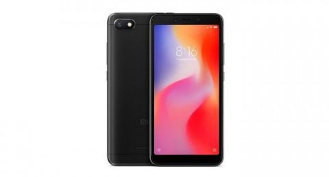 Empieza el año renovando tu antiguo móvil con el Smartphone Xiaomi Redmi 6A