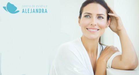Olvídate del maquillaje y cuida la piel de tu rostro con Tratamiento BBGlow + Peeling + Masaje