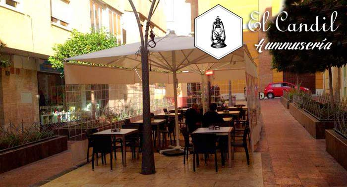 Menú Especial San Valentín en El Candil en pleno centro: Entrante + Principal + 2 Bebidas