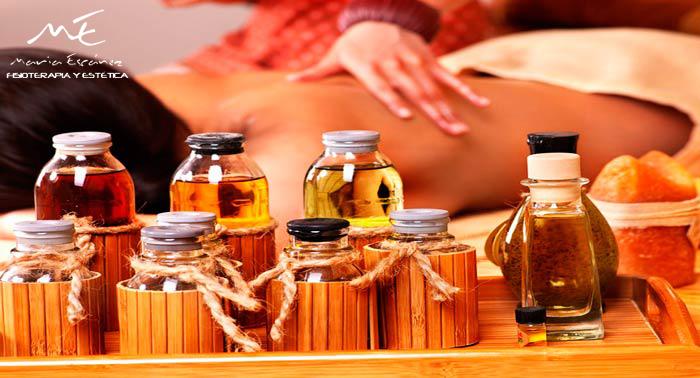 Mímate o haz un regalo especial con este Masaje Corporal de Aceites Esenciales y Aromaterapia