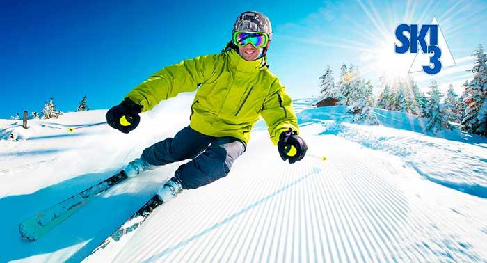 Disfruta a tope haciendo Esquí o Snowboard en Sierra Nevada, ¡menudo planazo!