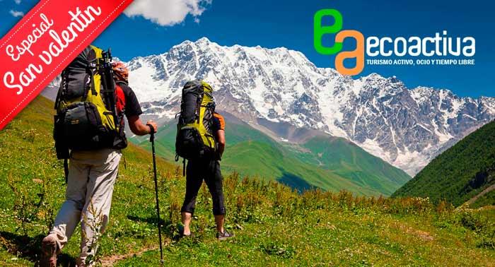 ¡Descubre la naturaleza en su estado más puro! Vía Ferrata + Trekking + Consumición + Tapa