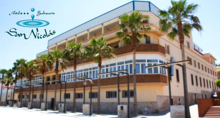 ¡Relax para 2 personas: Circuito Termal + Buffet Libre en el Balneario de Alhama de Almería!