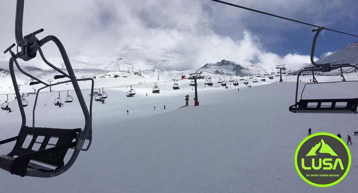 Aprovecha esta temporada y alquila tu equipo de Esquí o Snow por 1, 2 o 3 días en Sierra Nevada