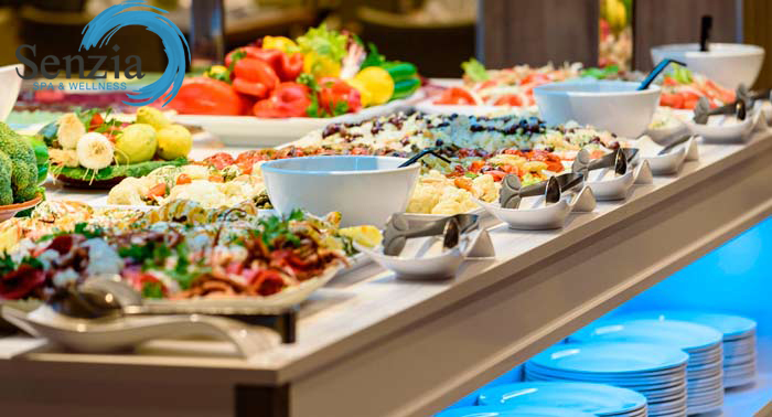Un Gran Regalo: Spa + Buffet Libre en Senzia Playasol Spa Hotel ****