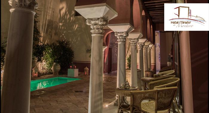 Regala una escapada especial a Montoro, Córdoba: Alojamiento + Desayuno + Circuito Baño Termal