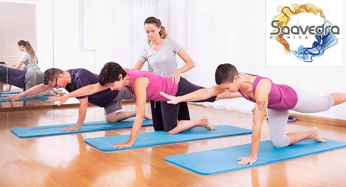 Cuida tu cuerpo con una Sesión de Fisioterapia, Osteopatía, Pilates, EPI... en Clínica Saavedra