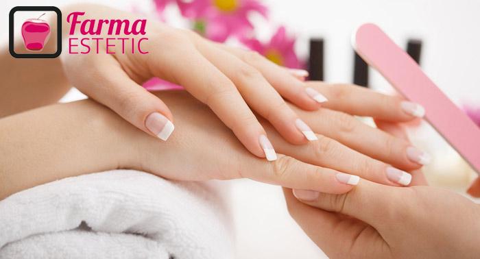 Date un capricho: Tratamiento Facial Efecto Luminosidad + Manicura en Farma Estetic