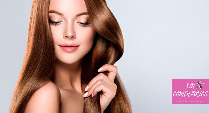 Cuida tu cabello y luce tu melena: Tratamiento de Hidratación + Lavado + Corte + Peinado