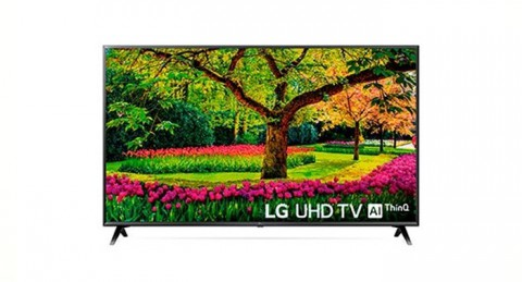¡Disfruta de las mejores series y pelis con tu nueva Televisión Led 43 LG Smart TV 4K!