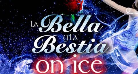 Vive el Ballet del Palacio de Hielo de Moscú: La Bella y La Bestia on Ice en Teatro Cervantes